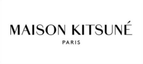 'MAISON KITSUNE'のブランドロゴ