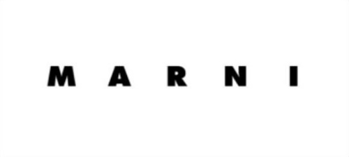 'MARNI'のブランドロゴ