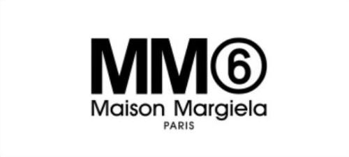 'MM6 Maison Margiela'のブランドロゴ