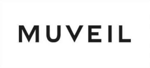 'MUVEIL'のブランドロゴ