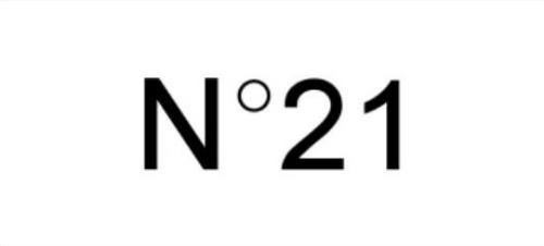 'No21'のブランドロゴ