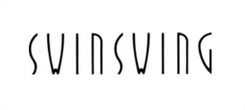 'SWINSWING'のブランドロゴ